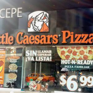 Little Caesars (Via España)