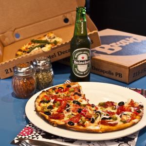 Brava Pizza & Espuma (Altaplaza Mall)