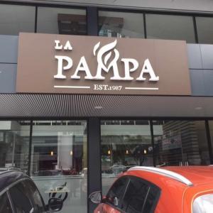 Foto de La Pampa (Costa del Este)