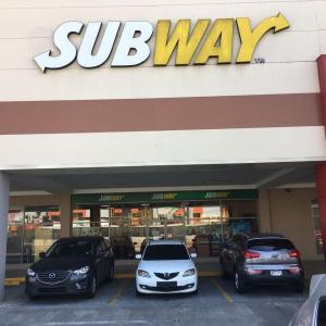 Subway (Las Américas)