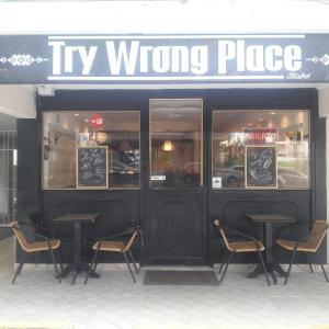 Try Wrong Place