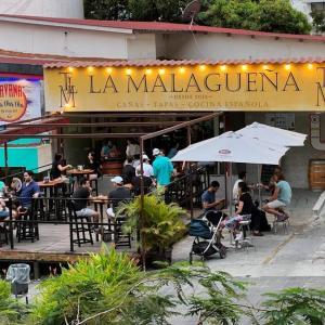 Taberna la Malagueña (Calle Uruguay)