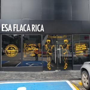 Esa Flaca Rica (Costa del Este)