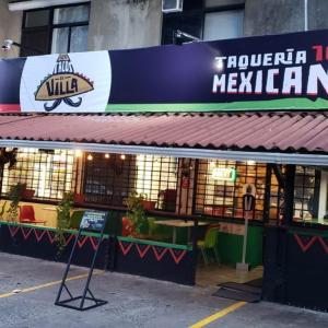 Los Tacos de Villa