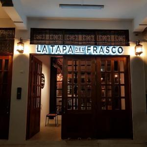 La Tapa del Frasco (Casco Antiguo)