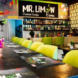 Mr. Limón Express (Balboa Boutique)