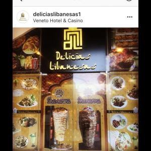Delicias Libanesas (Vía Veneto)
