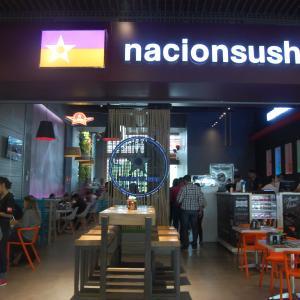 Foto de Nacionsushi (Multiplaza Mall)