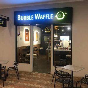 Bubble Waffles
