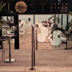 Lost Urban Beach Club