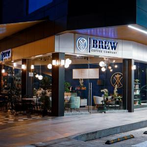 Brew Coffee Company