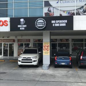 Casco Burger (Condado del Rey)