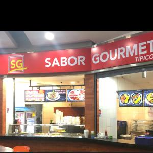 Sabor Gourmet Típico