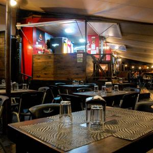 Balboa Food Court Grill Zone