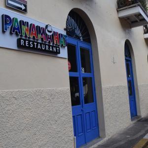 Panama Hat Restaurant.