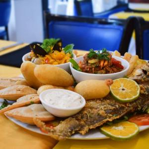 Foto de Panama Hat Restaurant.