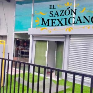 El Sazón Mexicano