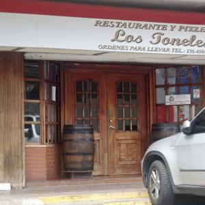 Los Toneles (El Dorado)