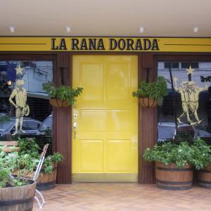 La Rana Dorada (El Cangrejo)