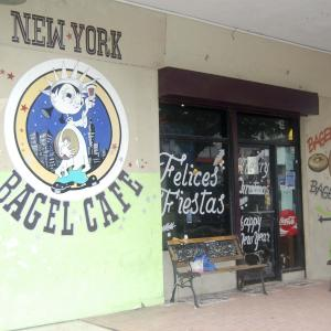 Foto de New York Bagel Cafe (Antigua Administración)