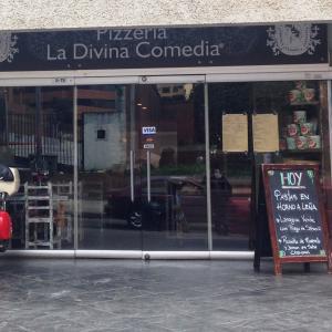 La Divina Comedia (pizzeria)