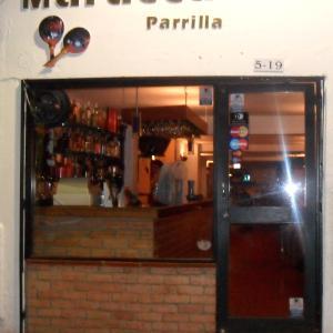 Maracca Parrilla