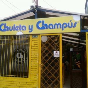 Chuleta y Champus (Teusaquillo)