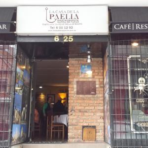 La Casa de la Paella (Chapinero)