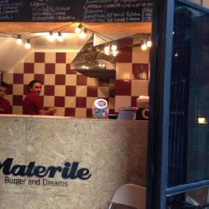 Materile Burger And Dreams