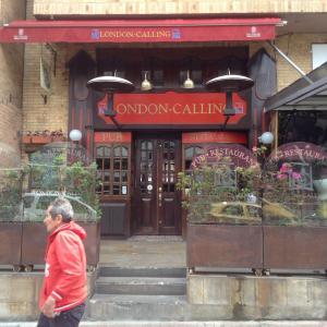 London Calling (Parque de la 93)