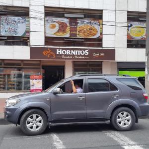 Hornitos (Salitre)