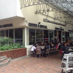 Crepes & Waffles (Chapinero Norte)
