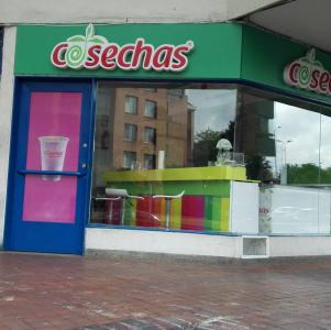 Cosechas (Calle 82)