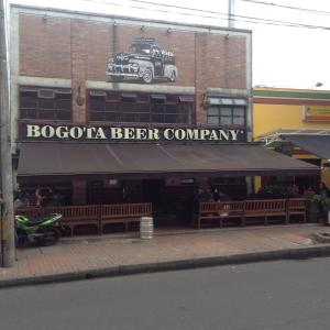 Bogotá Beer Company (Zona T)