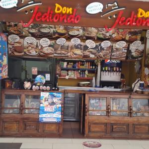 Don Jediondo (C.C Gran Estación)