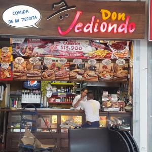 Don Jediondo (C.C San Rafael)