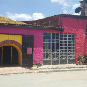 Oaxaca Cantina de Pueblo