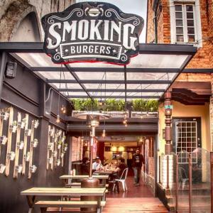 Smoking Burgers