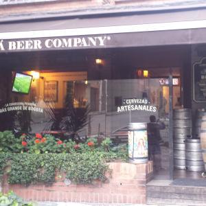 Bogotá Beer Company (La Macarena)