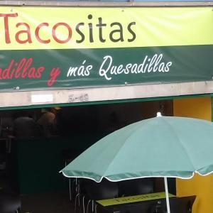 Tacositas Quesadillas y Mas Quesadillas