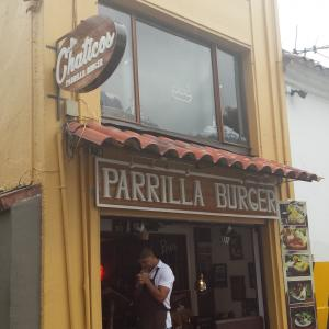 Ala Chaticos Parrilla Burger