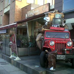 Café Quindio (Casa Fiscal)
