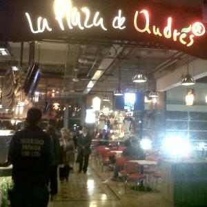 La Plaza de Andrés (El Retiro)