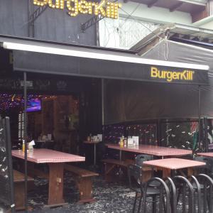 Burger Kill (Zona Rosa)