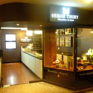 Serge Thiry Chocolates