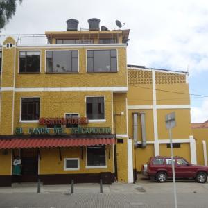 El Cañon del Chicamocha