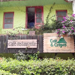 Café y Crepes de la Montaña (Chapinero)
