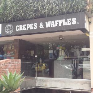 Crepes & Waffles (Calle 85)
