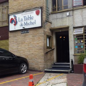La Table de Michel