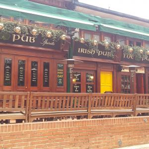 The Irish Pub (Zona T)